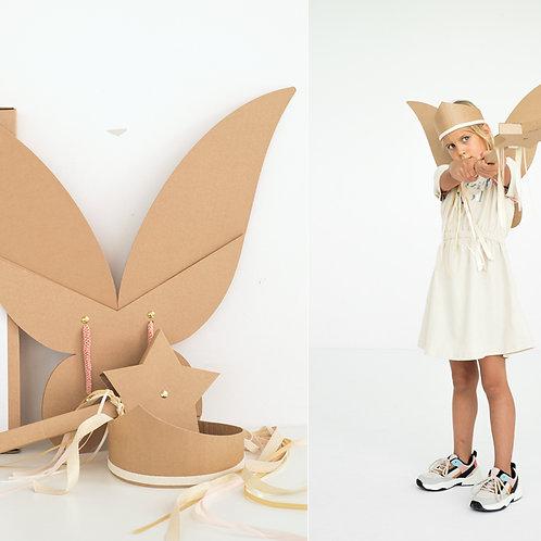 DIY Costume Fairy