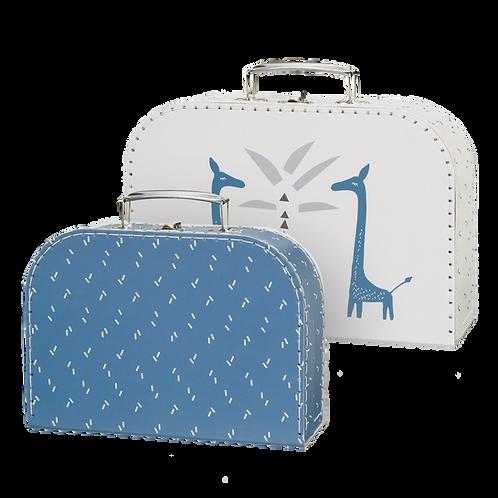 Mini Luggage Set - Giraffe