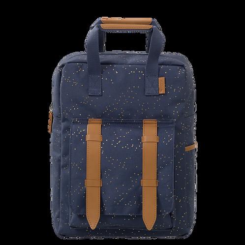Indigo Dots Backpack