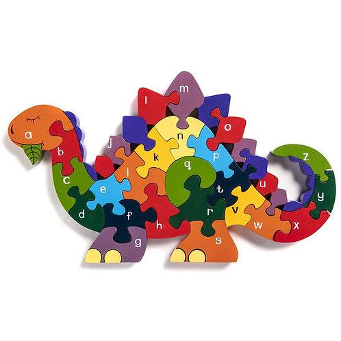 Alphabet Dinosaur