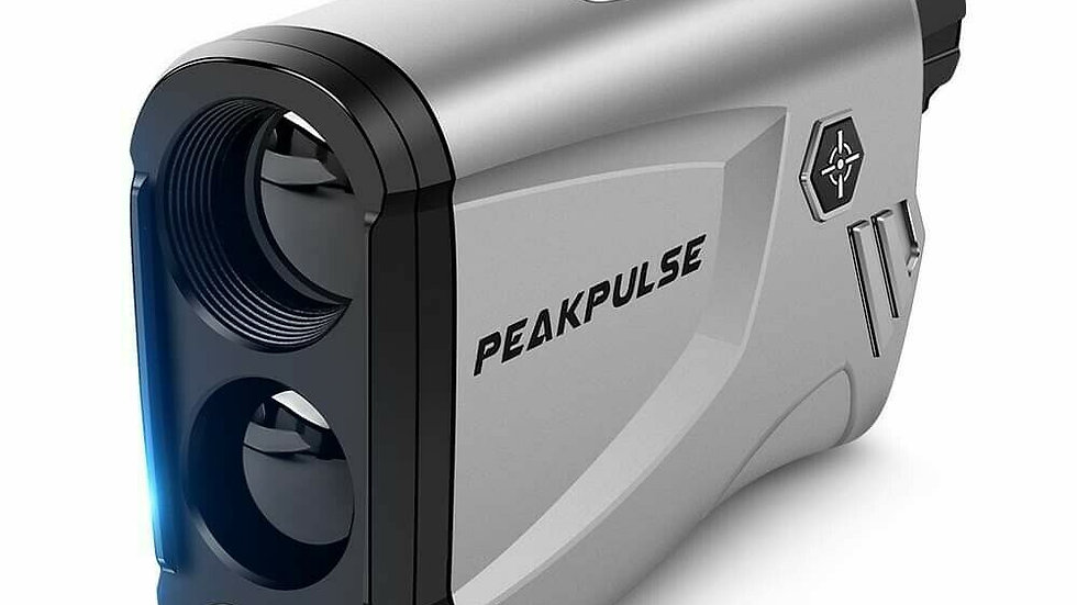 PeakPulse LC 600A Golf Range Finder with slope, seek and jolt technology