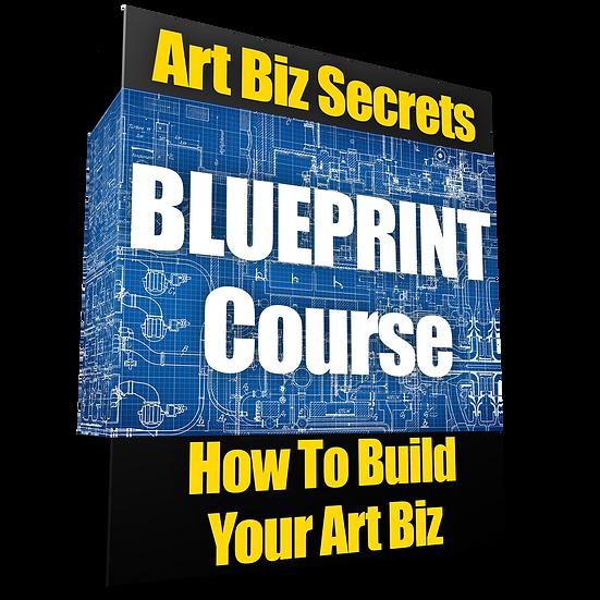 Video Course: Art Biz Blueprint Video Course