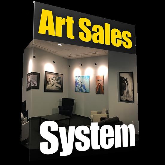 Art Sales System