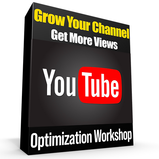 You Tube Optimization Workshop