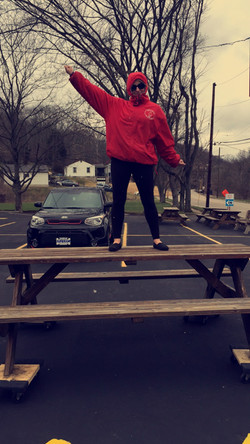 Table surfing