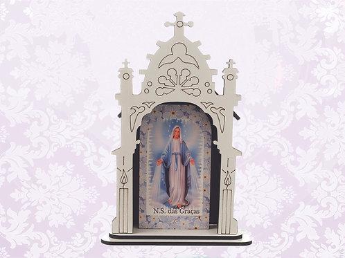 Capelinha N. Sra. das Graças (17 cm)