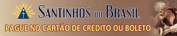 Santinhos de Promessa l Santinhos do Brasil