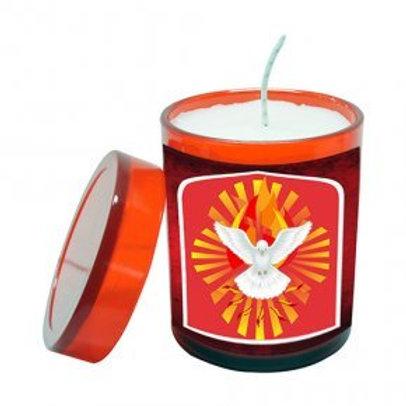 Vela Perfumada do Divino Espírito Santo 7 cm