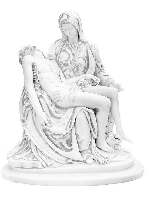 Imagem Mármore N. Sra. da Pietá - Grande 45 cm