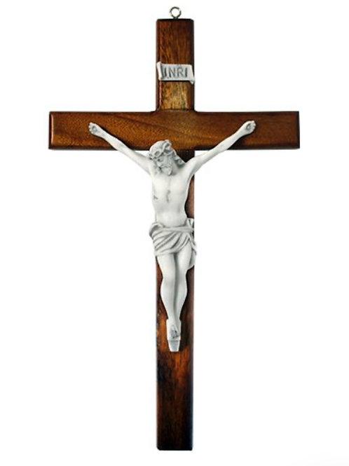 Crucifixo de Parede (Madeira) 31 cm