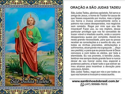 Sao Judas Tadeu Oracao - Santinhos