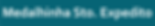 Medalhinhas Santo Expedito, Medalhas de Santo Expedito, Santinhos de Santo Expedito, Milheiro de Oração, Editora Santo Expedito