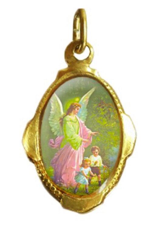 Medalhas do Anjo da Guarda  - 1x2 cm