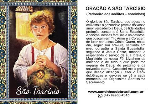 Oracao Sao Tarcisio