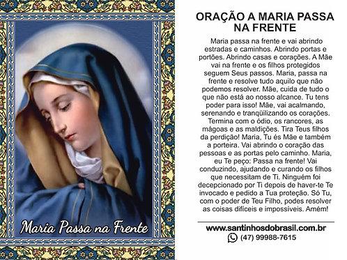 Oração de Maria Passa na Frente