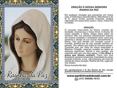 Nossa Senhora Rainha da Paz Santinho