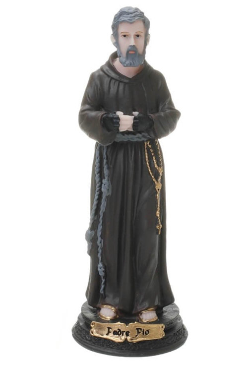 Imagem de São Padre Pio 15 cm