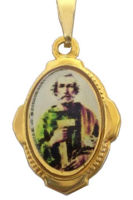 Medalhas de São José Operário 1x2 cm