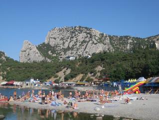 Крым, Ялта, Симеиз - замечательная природа, целебный воздух, Черное море и это все Ваш замечательный