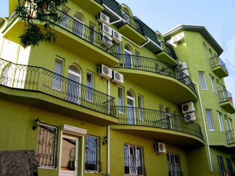 Отель Гостиный дом ОЛИВА  пос.Симеиз