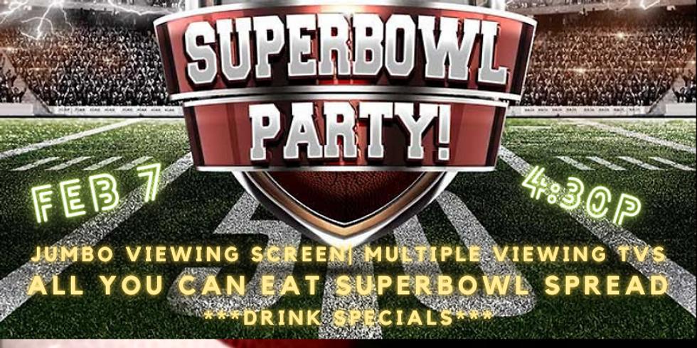 Culture Super Bowl Tailgate