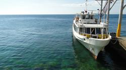 морские прогулки в Симеизе