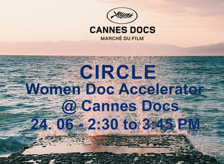 🌴 CIRCLE Goes Cannes!
