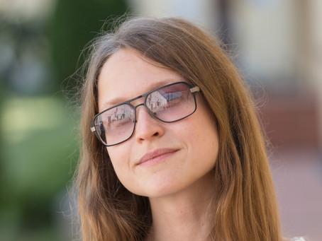 "CIRCLE 2019 Participants: Meet Alina Gorlova - ""Between Two Wars"""