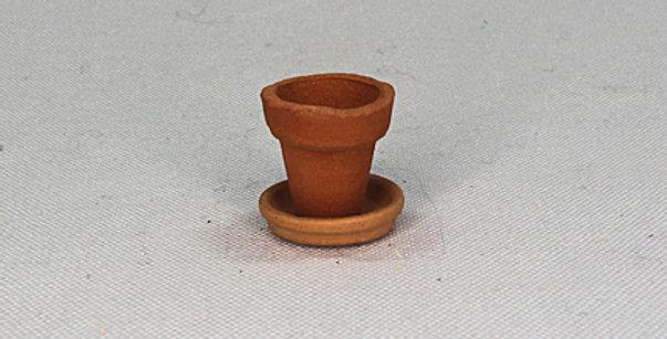 Flower Pot & Base