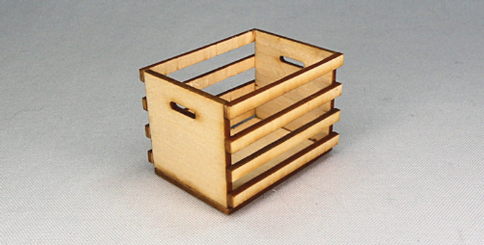 Crate - Basswood