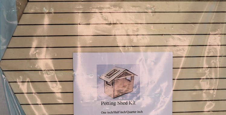 Potting Shed - Kit