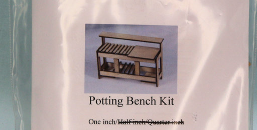 Potting Bench - Kit