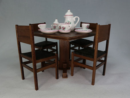 April Featured Item-Dining Table & Chair