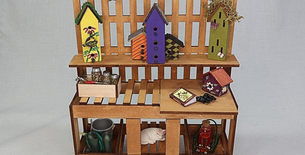 Birdhouse Workbench
