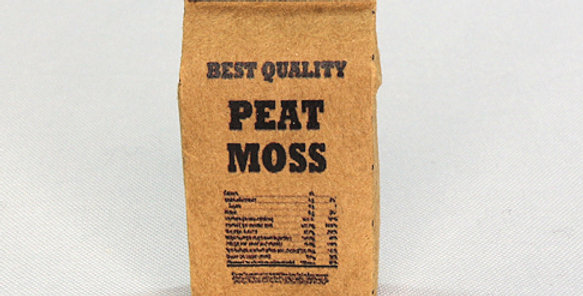 Peat Moss Bag