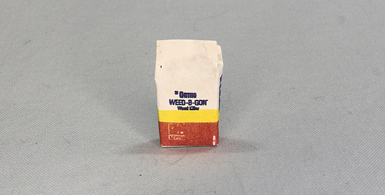 Weed-B-Gon Bag