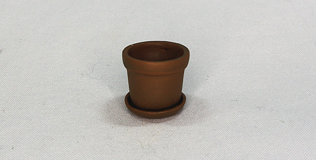 Flower Pot & Vase - Terra Cotta