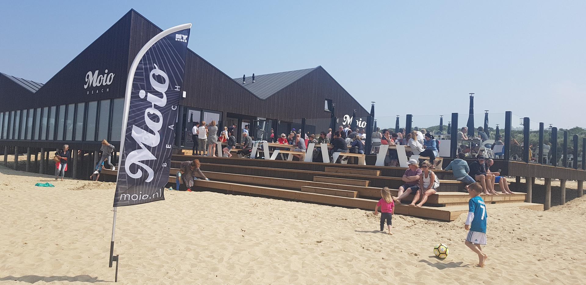 Strandbude Cadzand Ferienwohnung Bonnies