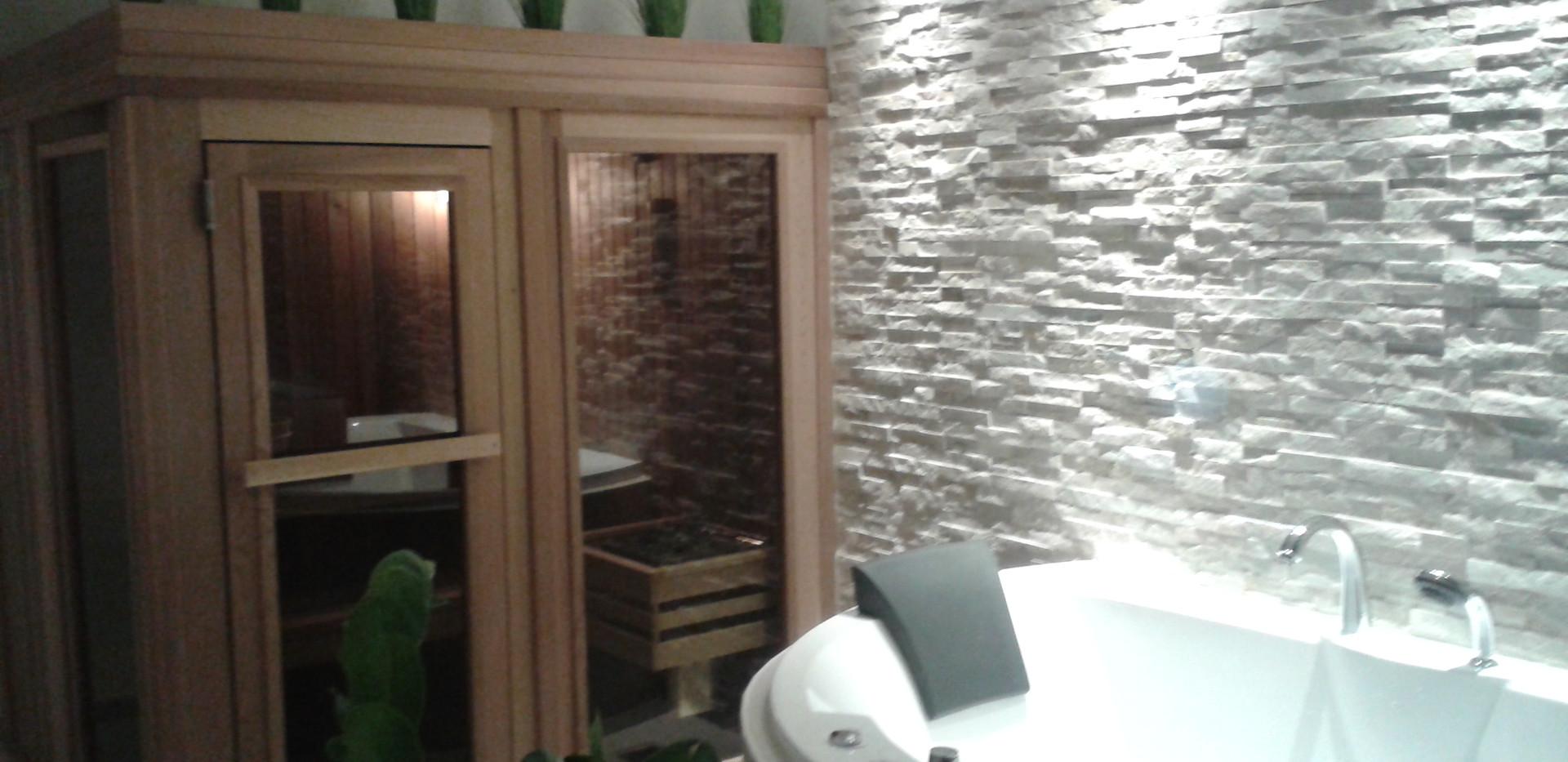 Spa Jacuzzi Sauna Ferienwohnung Cadzand