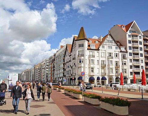 Knokke Belgium Bonnie