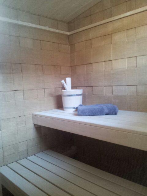 Sauna Cadzand Bonnies Spa