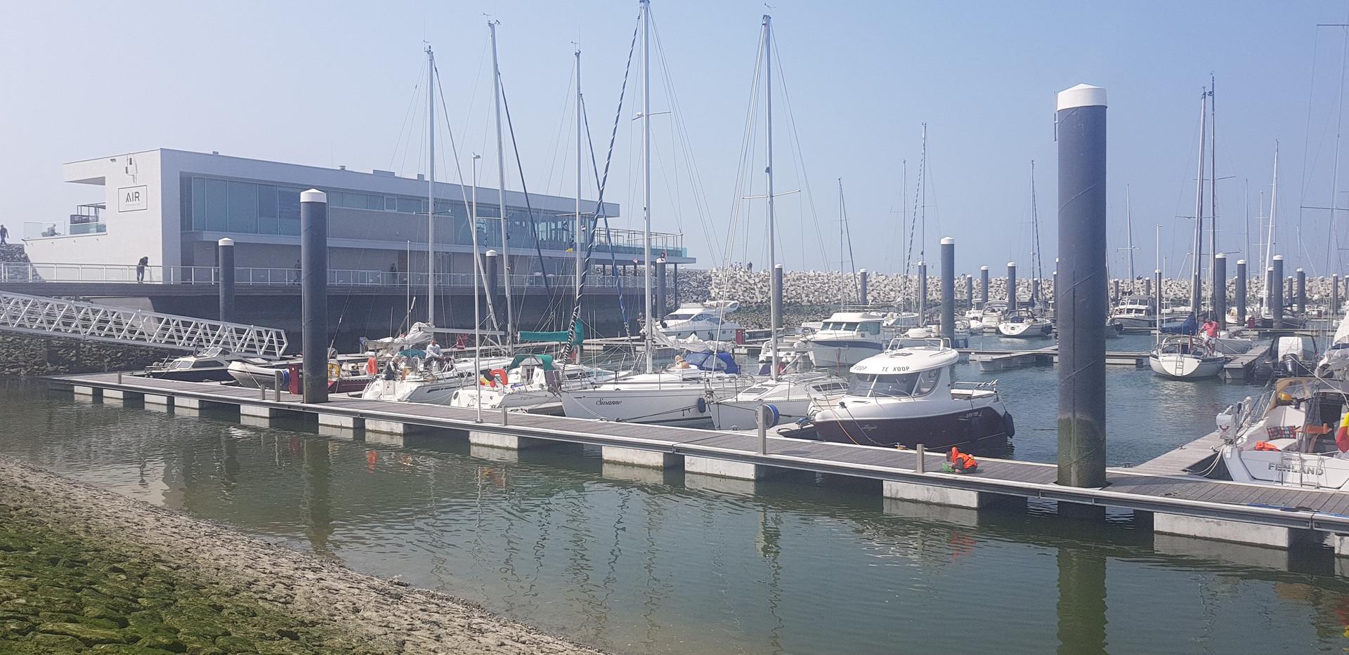 Yachthafen Cadzand Bonnies