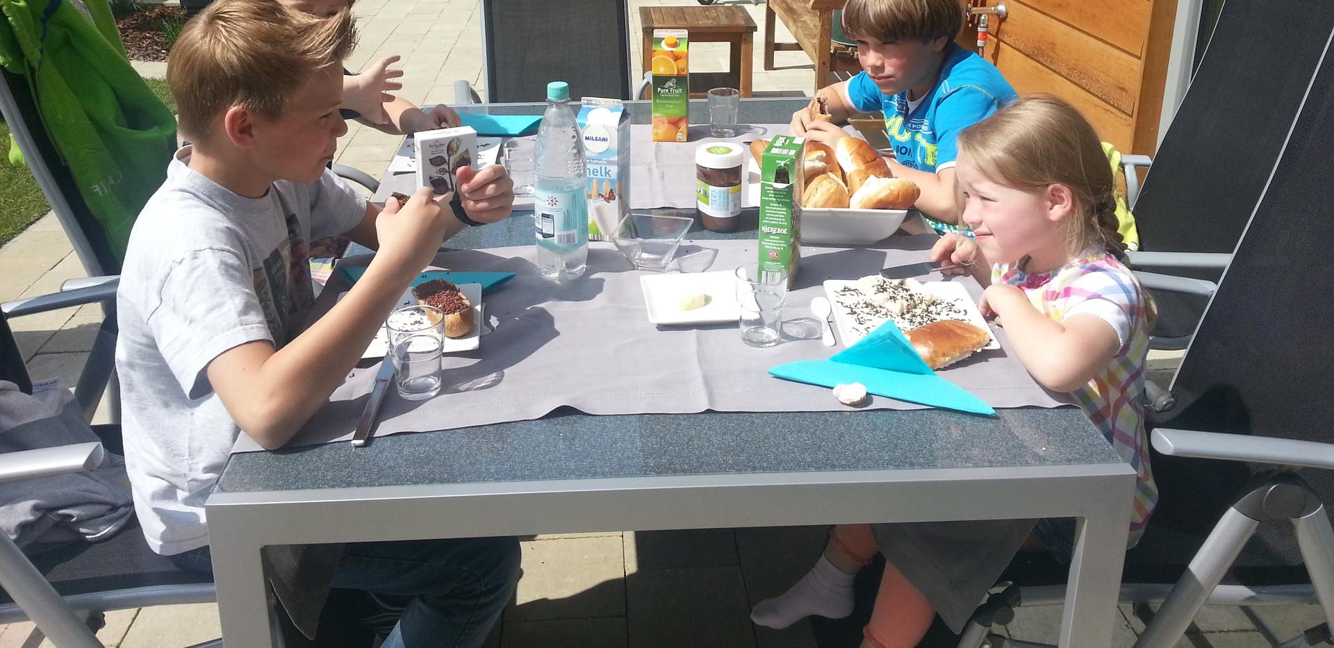 Terrasse Essen Tisch Cadzand Bonnies