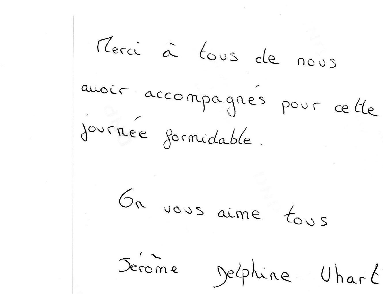 Delphine & Jérôme
