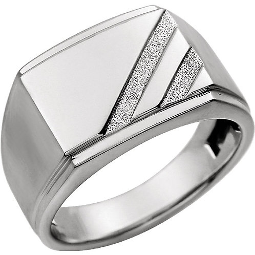 14kt. W.G. Men's Ring