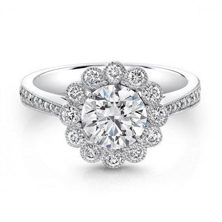 18kt White Gold Ring