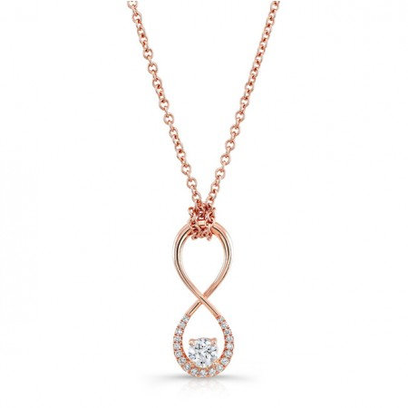 FM Infinity Necklace