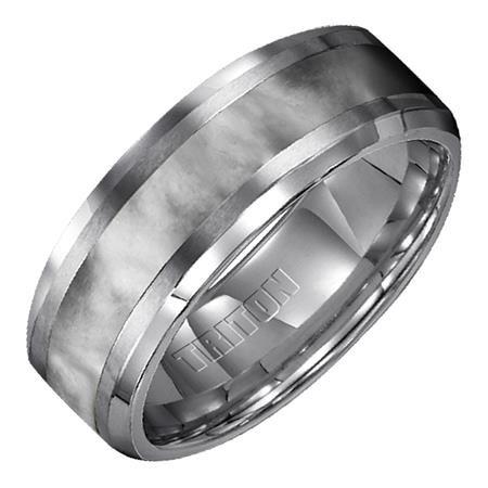 8mm Tungsten Carbide Band
