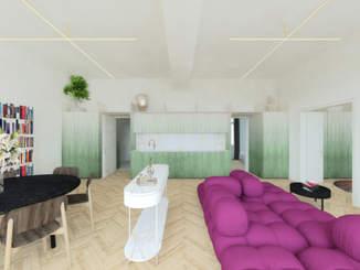 Apartment Řehořova