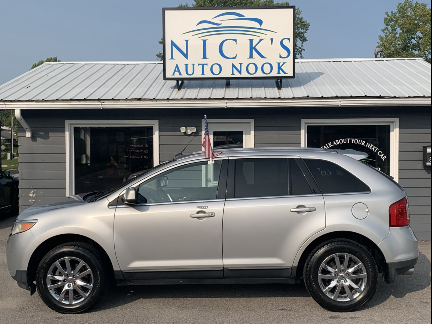 2011 Ford Edge Limited!